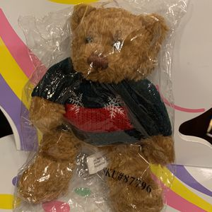"Teddy Bear sealed in a Plastic bag by Miles Kimball 7"" for Sale in El Cajon, CA"