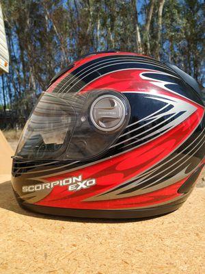 Scorpion Motorcycle Helmet for Sale in Clovis, CA