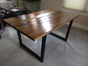 Modern Wooden Dining Table for Sale in Fairfax, VA