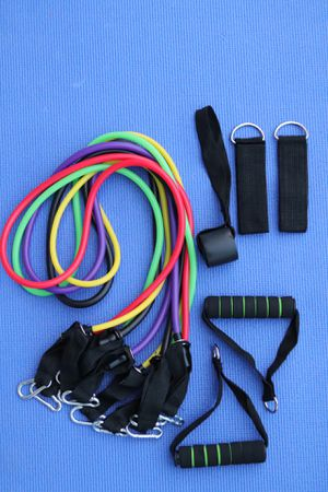 11 PCS resistance bands for Sale in Miami, FL