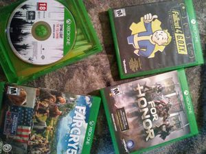 xbox one games for Sale in Pasadena, CA