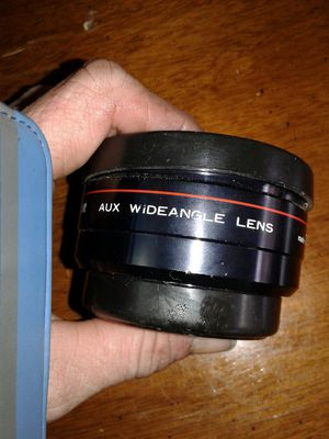 Camera lens for Sale in Modesto, CA