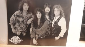 MUSIC 8X10 PROMOTIONAL PHOTO for Sale in Laveen Village, AZ