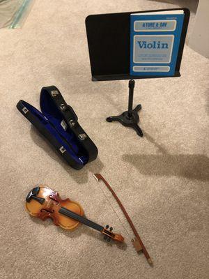 American Girl Violin set for Sale in Sudbury, MA