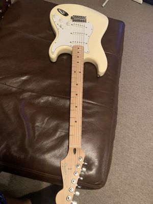 Fender Strat Guitar - Like New/Excellent Condition- Includes Soft Case & Manual for Sale in Houston, TX