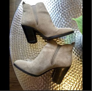 Michael Kors Leather Booties for Sale in Gilbert, AZ