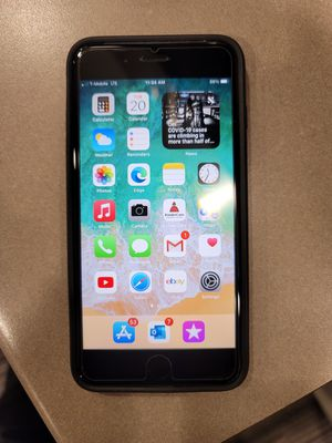 *BRAND NEW*iPhone 7 Plus*128gb*JET black*Oct '21*🍎*Warranty* for Sale in Naperville, IL