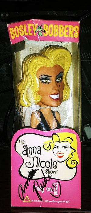 "MTV edition ""Anna Nicole Show"" Speaking Bobble Head for Sale in San Antonio, TX"