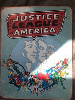 Superhero posters ( 1 metal ) for Sale in Ansonia, CT