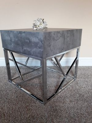 New Side table end Nightstand table for Sale in Roseville, CA