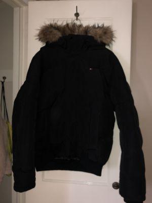 Men's Tommy Hilfiger Short Snow Parka sz. Medium for Sale in Philadelphia, PA