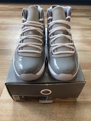 Jordan 11 cool grey for Sale in Kent, WA