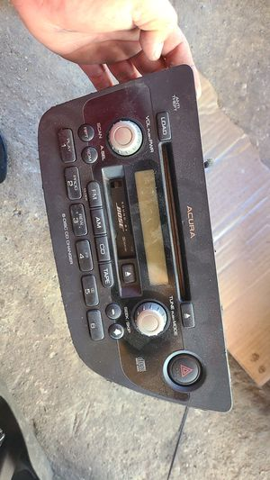 Acura rsx type s oem radio for Sale in El Monte, CA