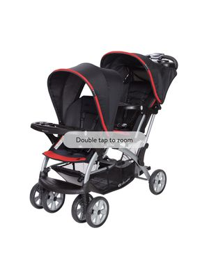 Double stroller for Sale in Midlothian, TX