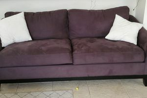 Free!! Pickup today! Grey sofa for Sale in Lake Worth, FL