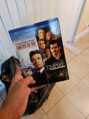 DVD 2$ each or 10$ for all pick up only for Sale in Coral Springs, FL