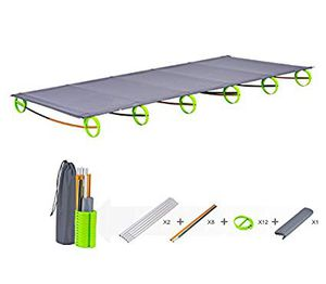 Portable Folding/Collapsable Camping Cot - Hiking - Ultra Light - Put in your backpack - Brand New for Sale in El Monte, CA