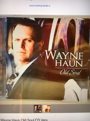Wayne Haun Old Soul CD Very Rate for Sale in Tallmansville, WV