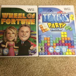 Nintendo Wii / Wii U games for Sale in Savoy, IL