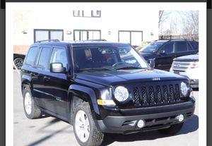 2016 Jeep Patriot latitude for Sale in Detroit, MI