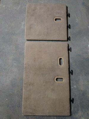1998-2001 ML320 ML430 Mercedes REAR SEAT RAMP Floor Board Trunk Cargo for Sale in Woburn, MA