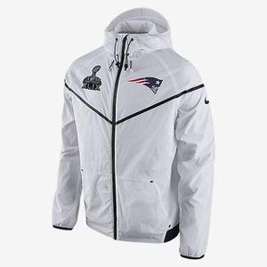 New England Patriots media day jacket xxl for Sale in Brockton, MA