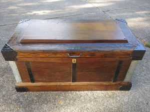 Antique Mechanic's Toolbox for Sale in Forest Grove, OR