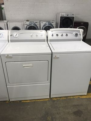 Kenmore washer dryer set for Sale in Cleveland, OH
