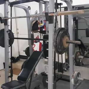 Smith Machine And Bench for Sale in Carlsbad, CA