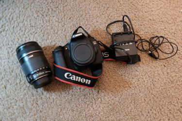 Canon 60D with 18-135 Len for Sale in San Jose,  CA