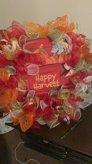 Fall wreaths for Sale in Memphis, TN