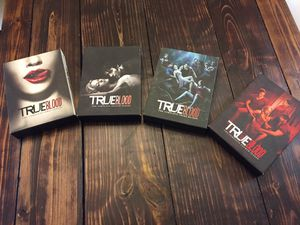 TrueBlood Season 1-4 $30for all for Sale in DFAFS, FL