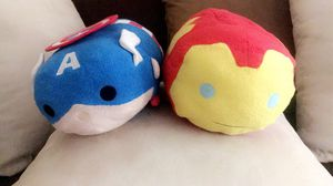Marvel Tsum plushes for Sale in El Paso, TX