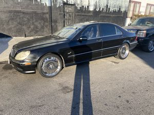 S-class for Sale in Los Angeles, CA