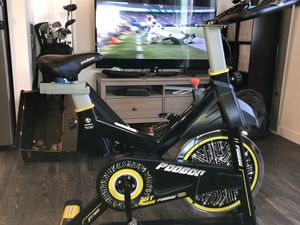 Indoor exercise bike, light usage, and in great shape! for Sale in Seattle, WA