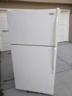 Whirlpool refrigerator in good condition for Sale in Ceres, CA