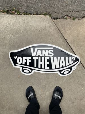 Vans decals for Sale in Santa Ana, CA