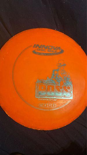 Disc golf disc for Sale in Park City, KS