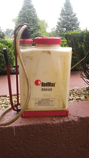 Professional back pack pump sprayer for Sale in Palos Hills, IL