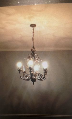 Dining or Living room area chandelier for Sale in Fairview, TX