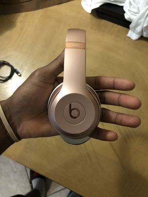 Beats Headphones solo3 for Sale in Cape Coral, FL