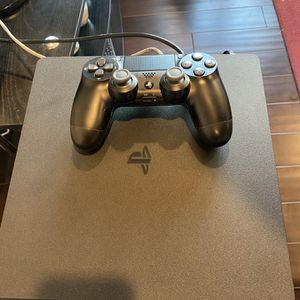 PS4 Slim Console & Controller 1TB for Sale in Westborough, MA