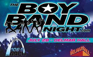 Boy band night tickets for Sale in Wentzville, MO