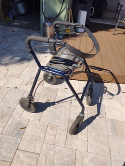 Dolomite Walker With Seat And Brakes for Sale in Clearwater,  FL