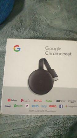 Brand New Google chromecast for Sale in Inglewood,  CA