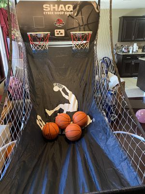 Basketball hoops no space in the house for Sale in Saginaw, TX