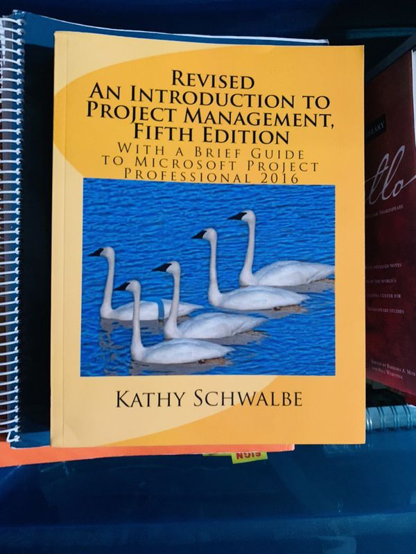 Revised an introduction to project management kathy schwalbe