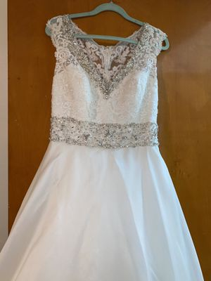 Morilee A-Line Wedding Dress for Sale in Miami, FL