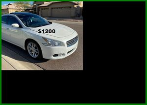 Price$12OO 2OO9 Nissan Maxima for Sale in Lincoln, NE
