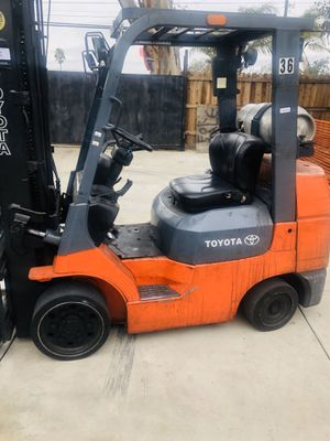Forklift for sale 7 series 6,800 OBO for Sale in Fontana, CA